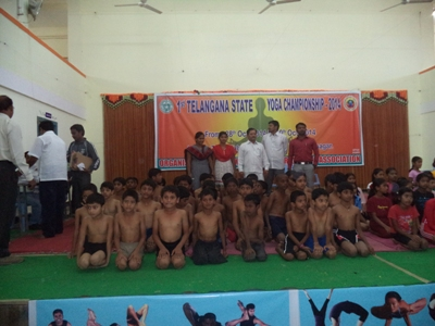 TELANGANA YOGA ASSOCIATION